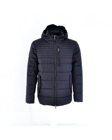 Talents jacket with detachable hood