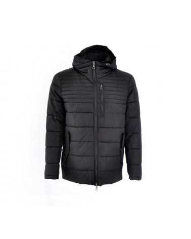 Talents jacket with detachable hood
