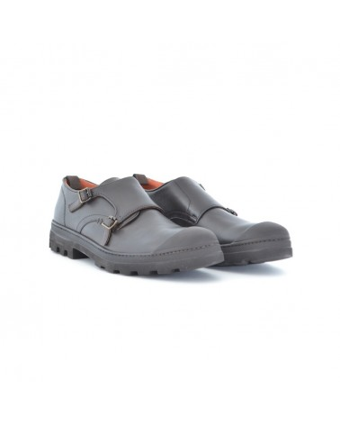 Brimarts ankle Shoe leather
