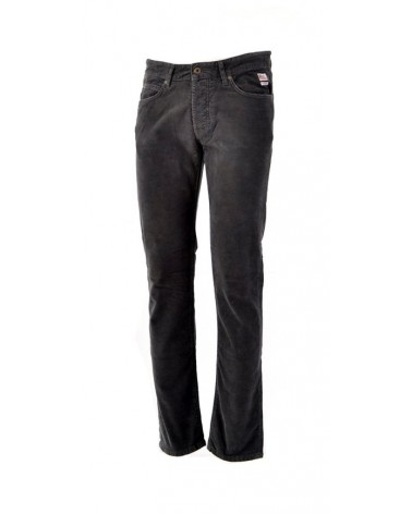 Roy Roger's Pantalone uomo velluto mille righe