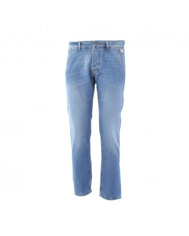 Roy roger's jeans hommes denim stretch zeus