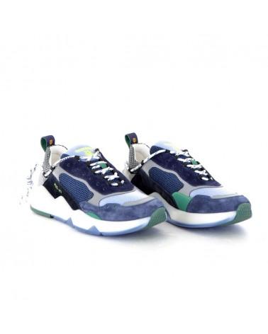 Brimarts sneaker-mehrfarbig