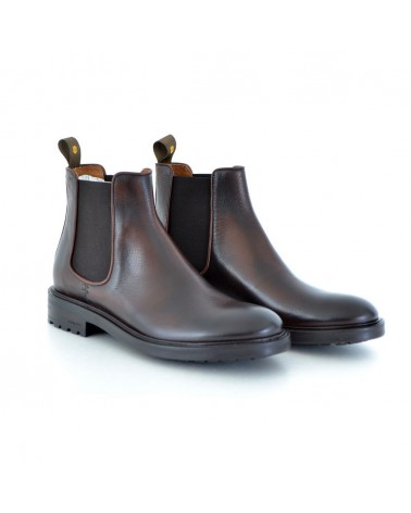 Brimarts ankle boot man leather